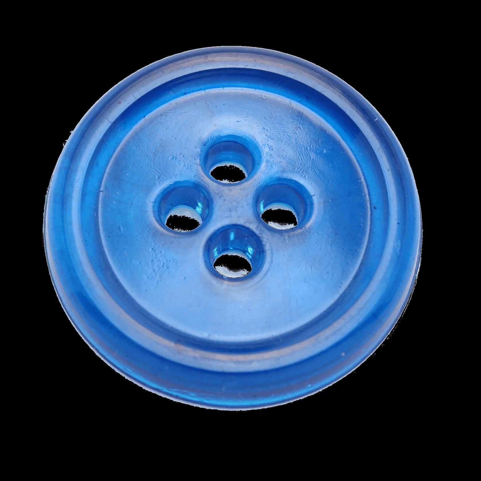 clip free stock Transparent buttons. Button clothes blue png