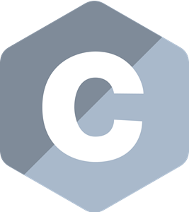 jpg library library C Programming Language Logo Vector