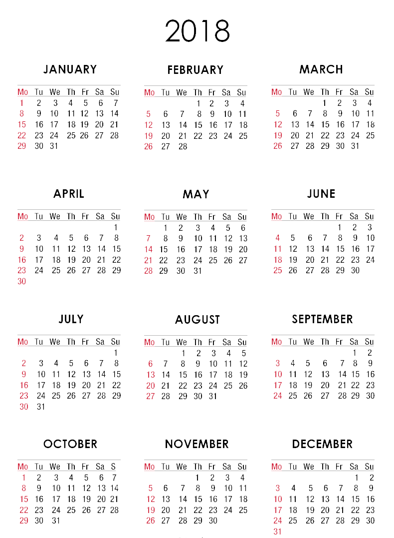 vector free stock Transparent calendar.  png images all