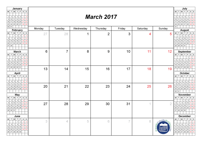 vector transparent download Printable. Transparent calendar march 2017