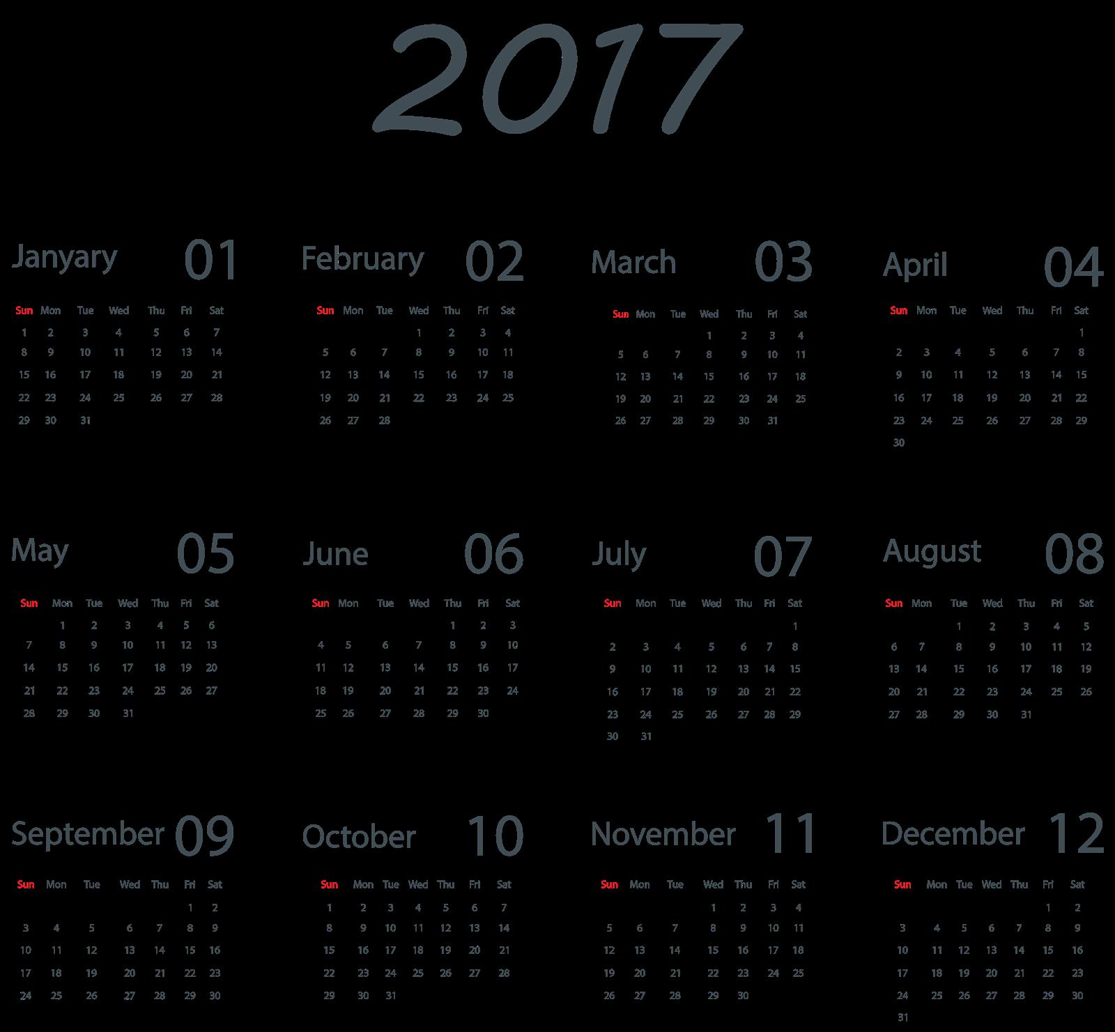 free Transparent calendars.  calendar png images