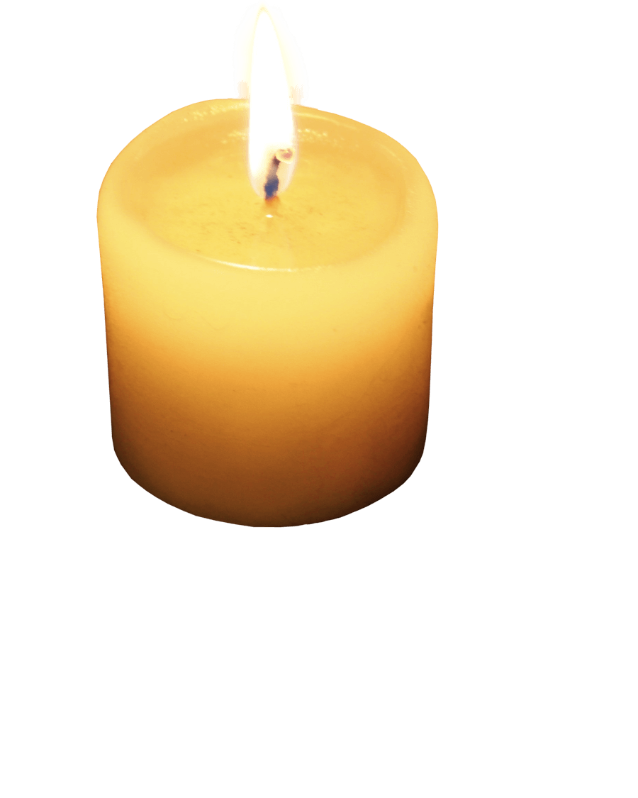 jpg freeuse stock Single small png stickpng. Transparent candle background