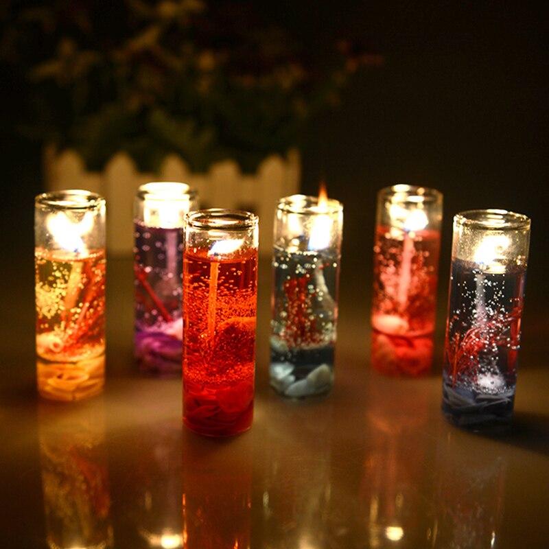 clip black and white stock Transparent candle decorative.  pcs romantic gift