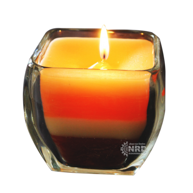 image stock FANCY CANDLE