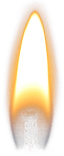 picture library library Psd official psds. Transparent candle flame