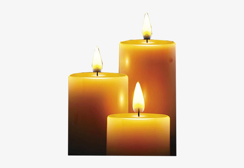 image free library Transparent candle funeral. Png black and white