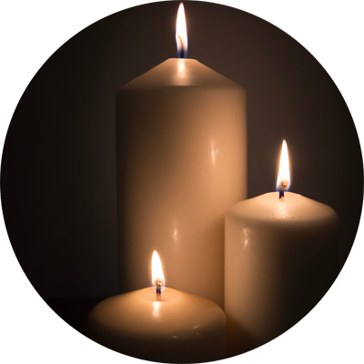 png freeuse stock Transparent candle funeral. Candles png celebrant north