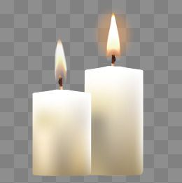 picture black and white stock Transparent candle light. Vector lighting candlelight png