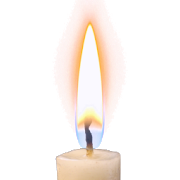 banner library stock Candle