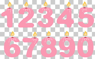 vector black and white download  png cliparts for. Transparent candle number