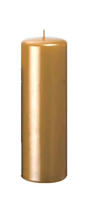 clipart library stock  x mm gold. Transparent candle pillar