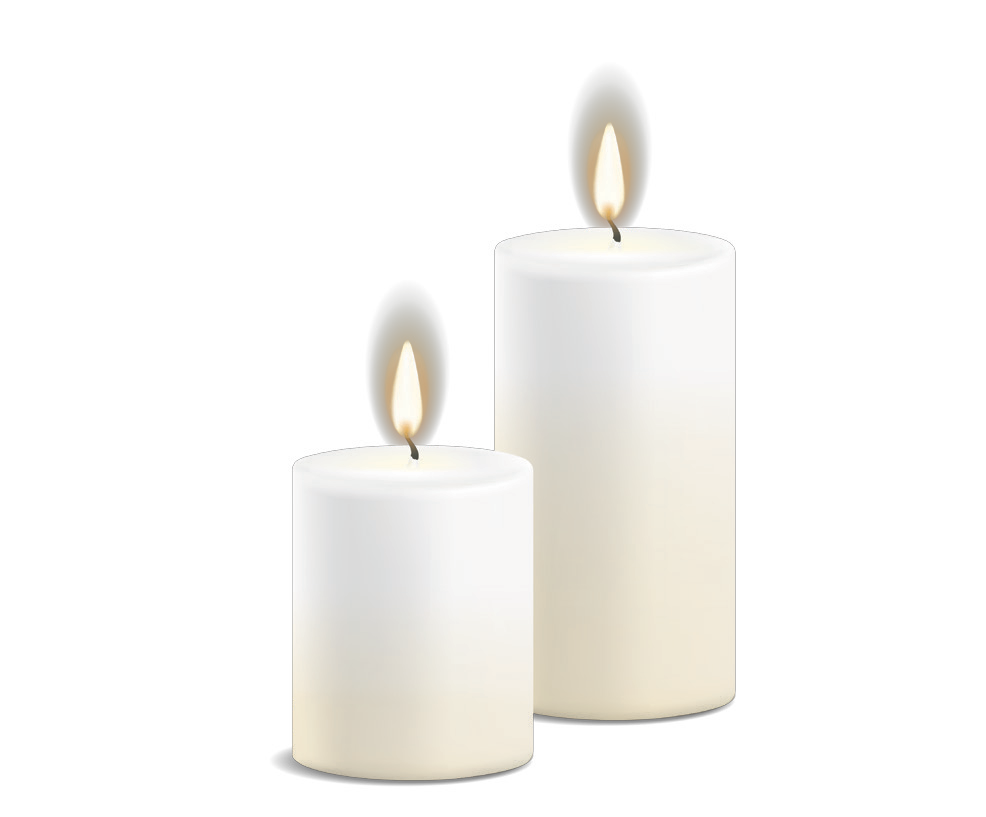 svg royalty free Together we pray redemptorist. Transparent candle rest in peace