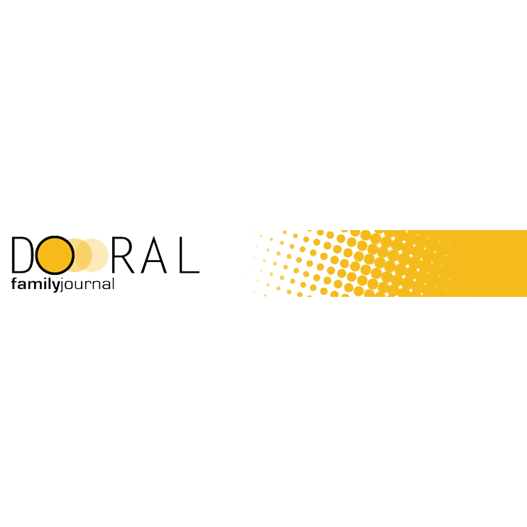 clip art freeuse library Transparent canvas. Doral family journal logo