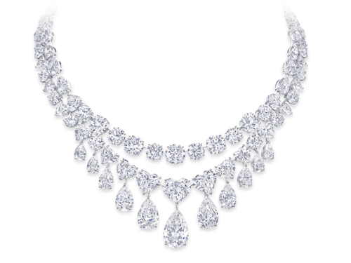 banner transparent library Diamond Necklace at Rs