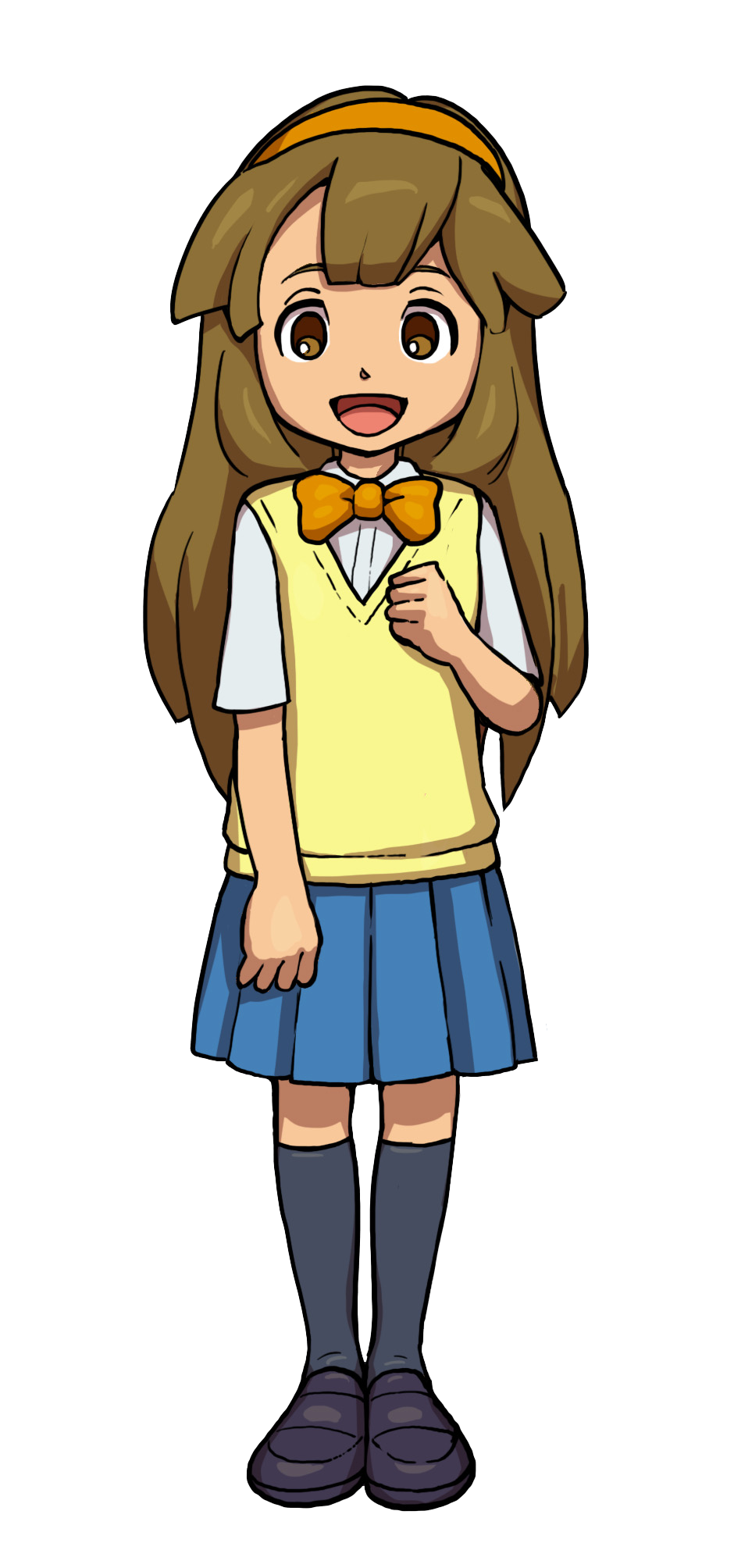 clip freeuse download Inazuma eleven go chrono. Transparent character.