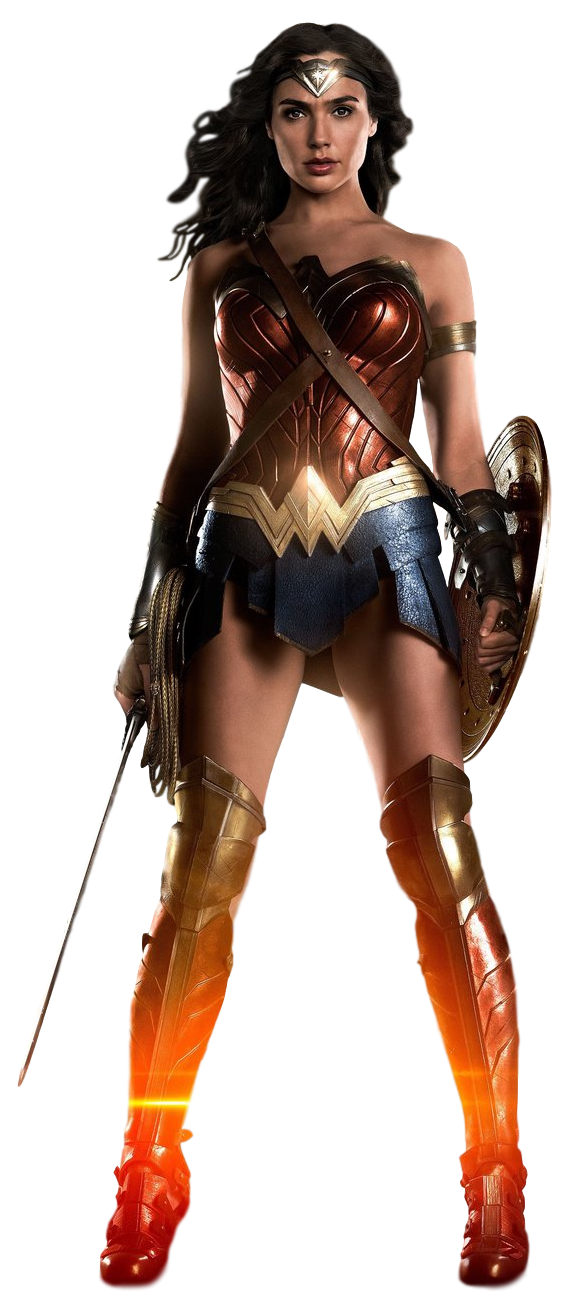 image royalty free Transparent character female. J l wonder woman.