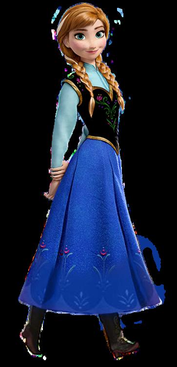 jpg stock Princess Anna Wazowski