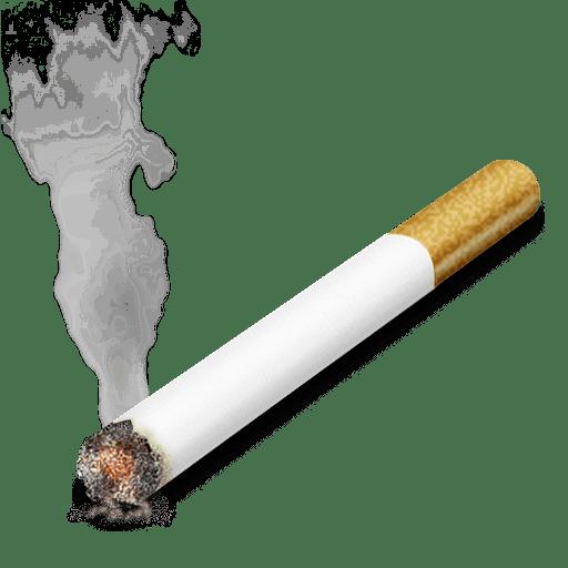 clip library stock Cigarette Transparent PNG Sticker