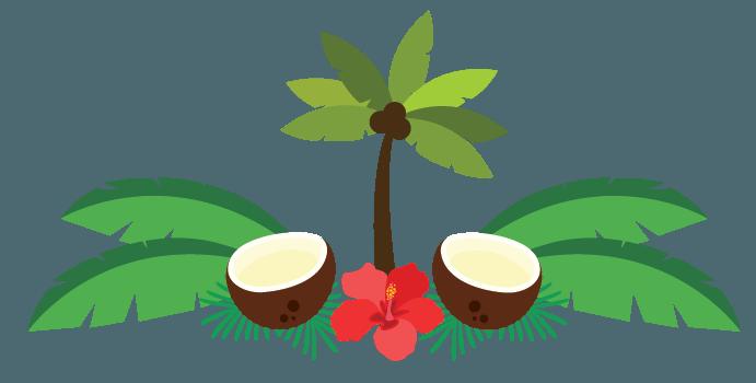 jpg stock Design Free Logo Modern Pineapple Coconut Logo Generator