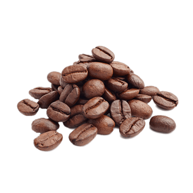 jpg transparent stock Pile Of Roasted Coffee Beans transparent PNG