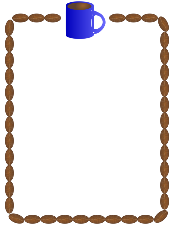 banner free stock Coffee cup Tea Breakfast Coffee bean free commercial clipart