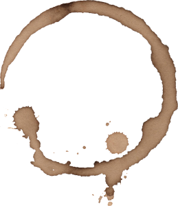 clipart library transparent coffee ring free #105463264
