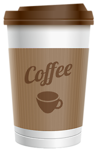 clipart royalty free library transparent coffee takeaway #105460135