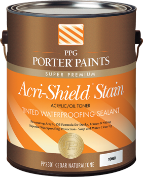 clip royalty free Exterior Stains from PPG Porter Paints