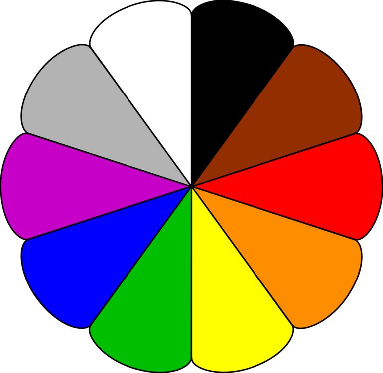 picture library stock Color wheel Color theory Complementary colors Analogous colors free