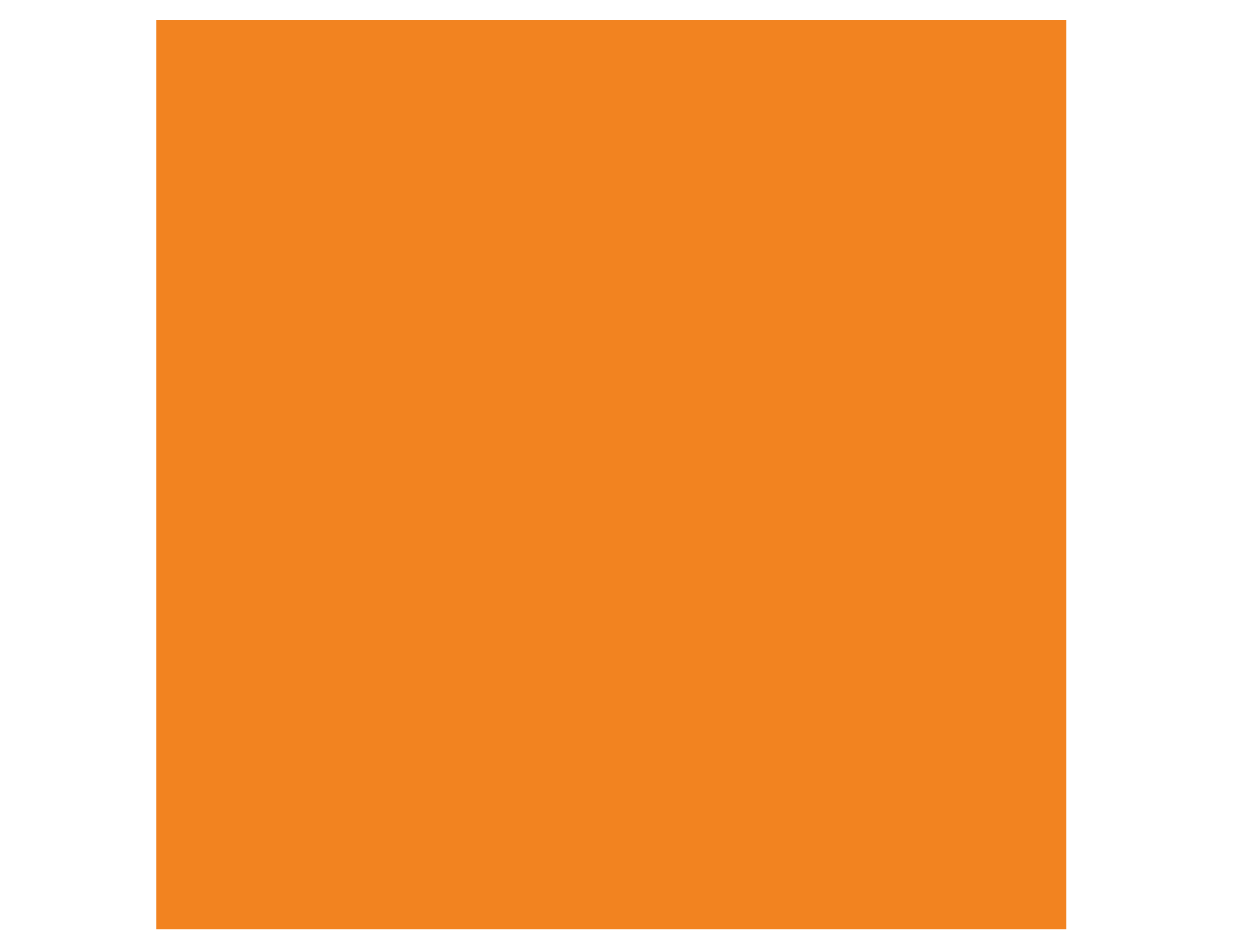 vector black and white Colors That Go With Orange