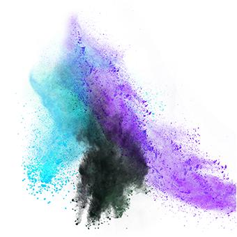 banner free download transparent powder colour #106365173