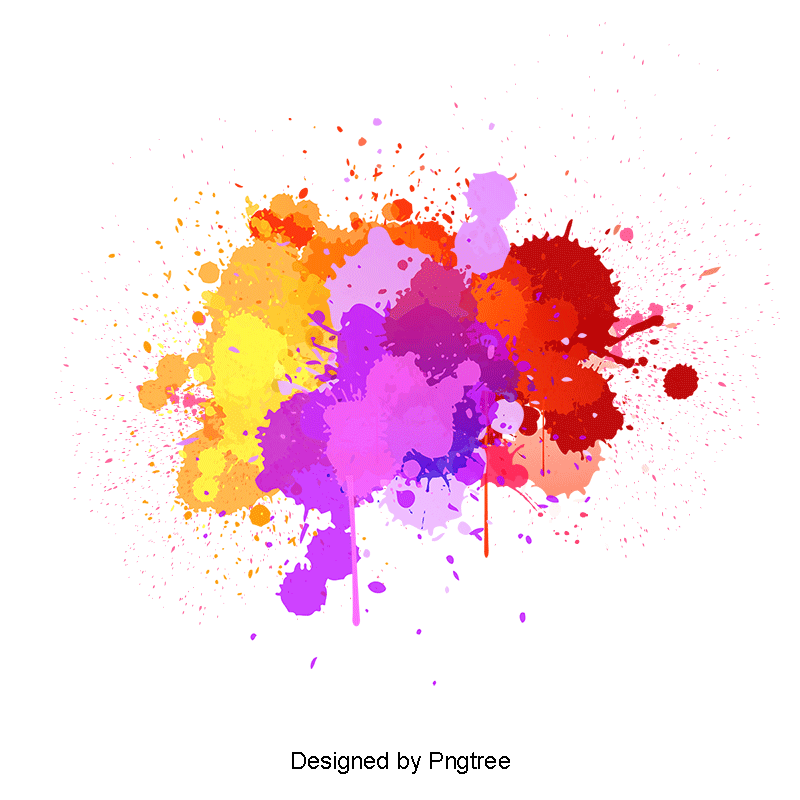 png transparent stock Vector color splash. Millions of png images