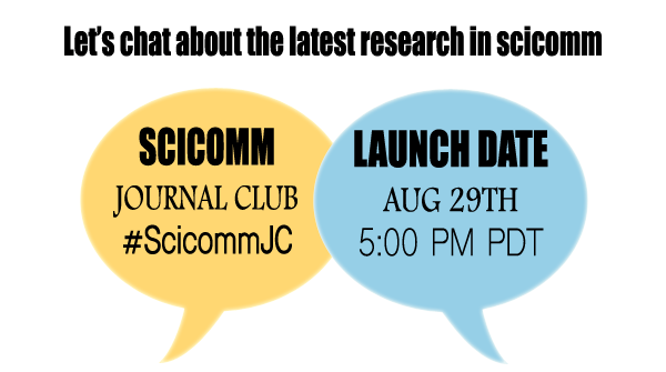 banner library download Science communication Journal Club to launch late August