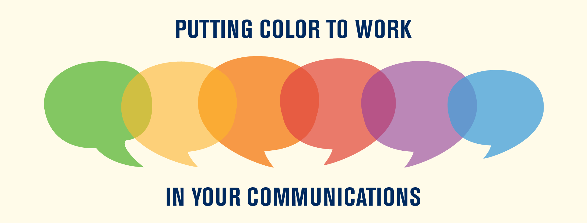 clipart stock Six Tips for Putting Color to Work in Your Communications