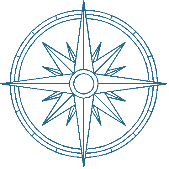 vector stock Vintage compass png
