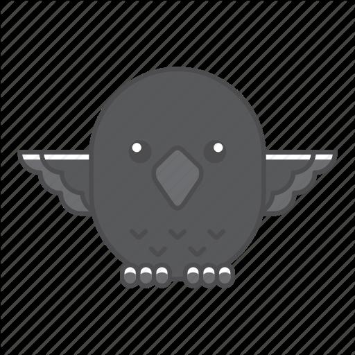 jpg transparent Filled Outline Birds