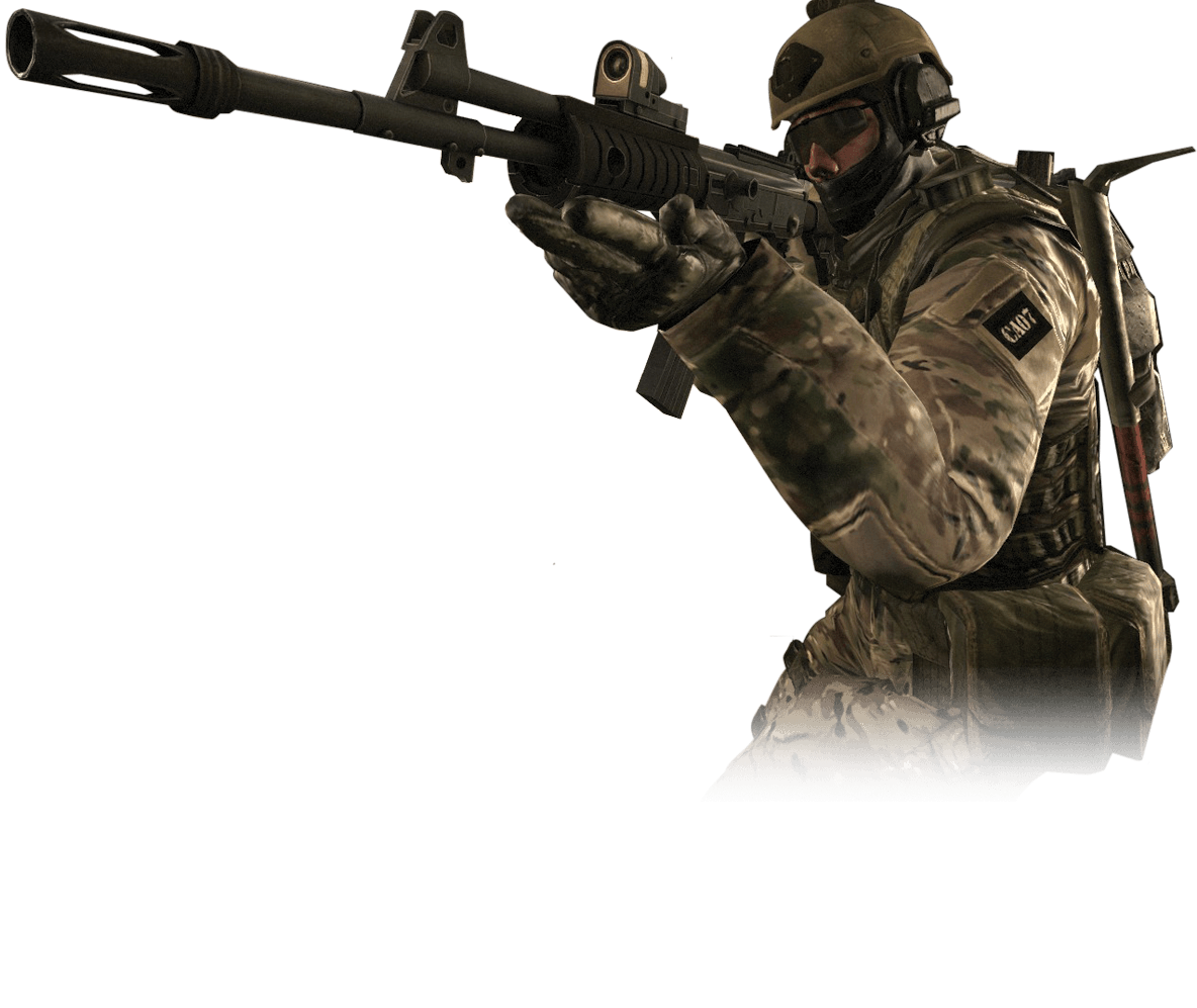 clip art library Transparent csgo.  png for free