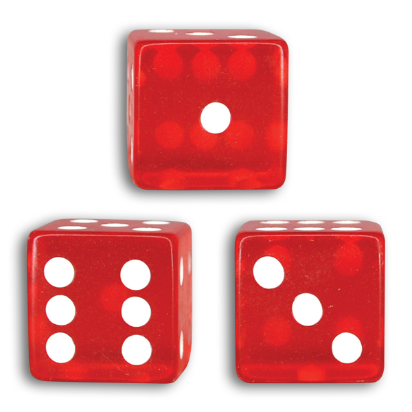 picture free stock Red . Transparent dice