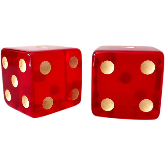 picture royalty free download Transparent dice red. Giant pair s translucent