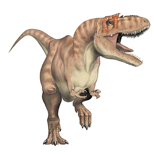 png black and white stock Dinosaur Provincial Park Tyrannosaurus Albertosaurus Allosaurus