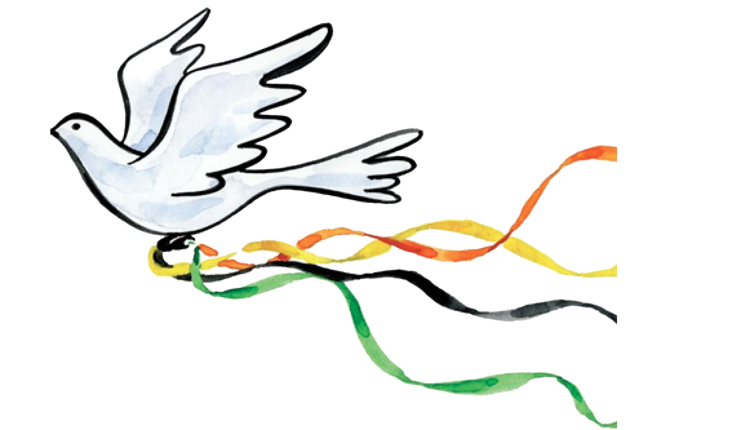 graphic transparent White Dove Design