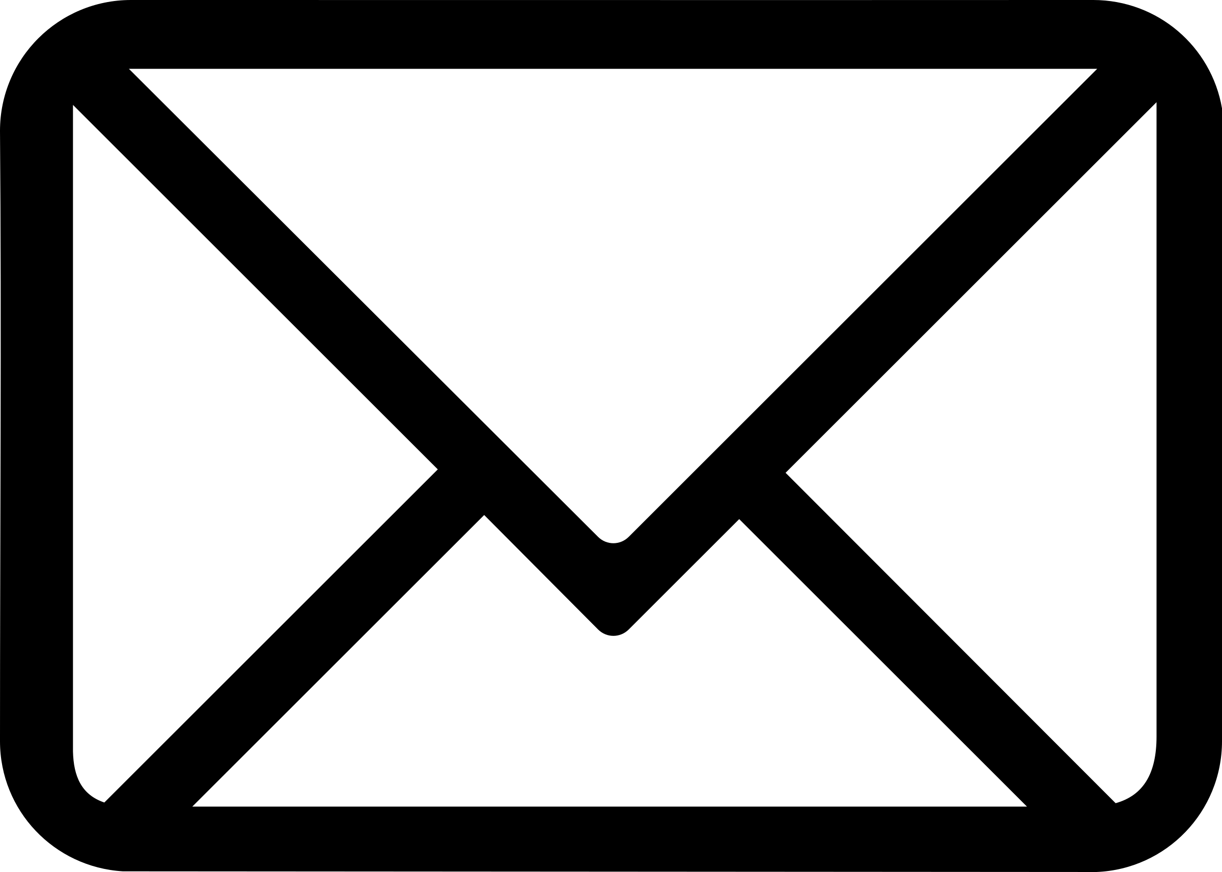 jpg library Email Icon Large Envelope transparent PNG