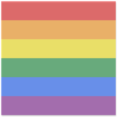 picture transparent stock lgbtq pride flag filter