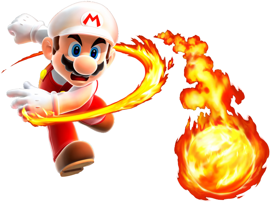 jpg stock Drawing power fireball.  mario png for