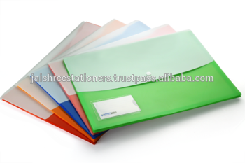 svg Pp Double Pocket Folder With