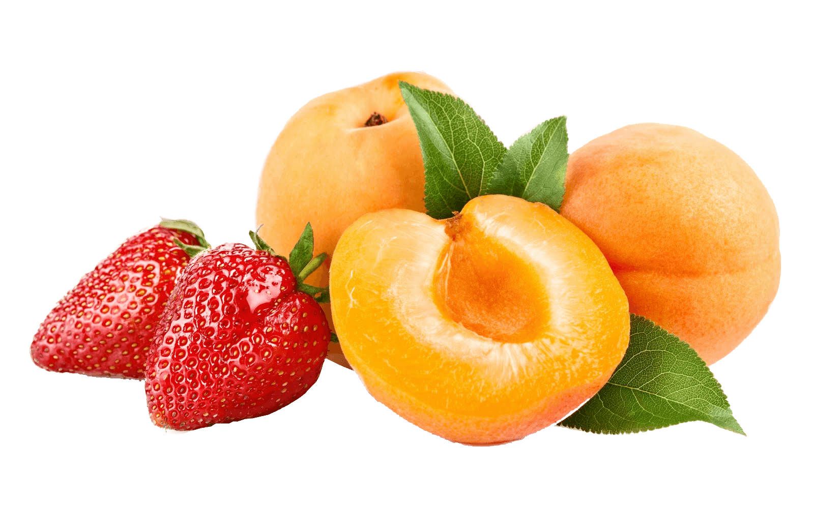 svg library download Transparent fruit. Peaches strawberries png stickpng.