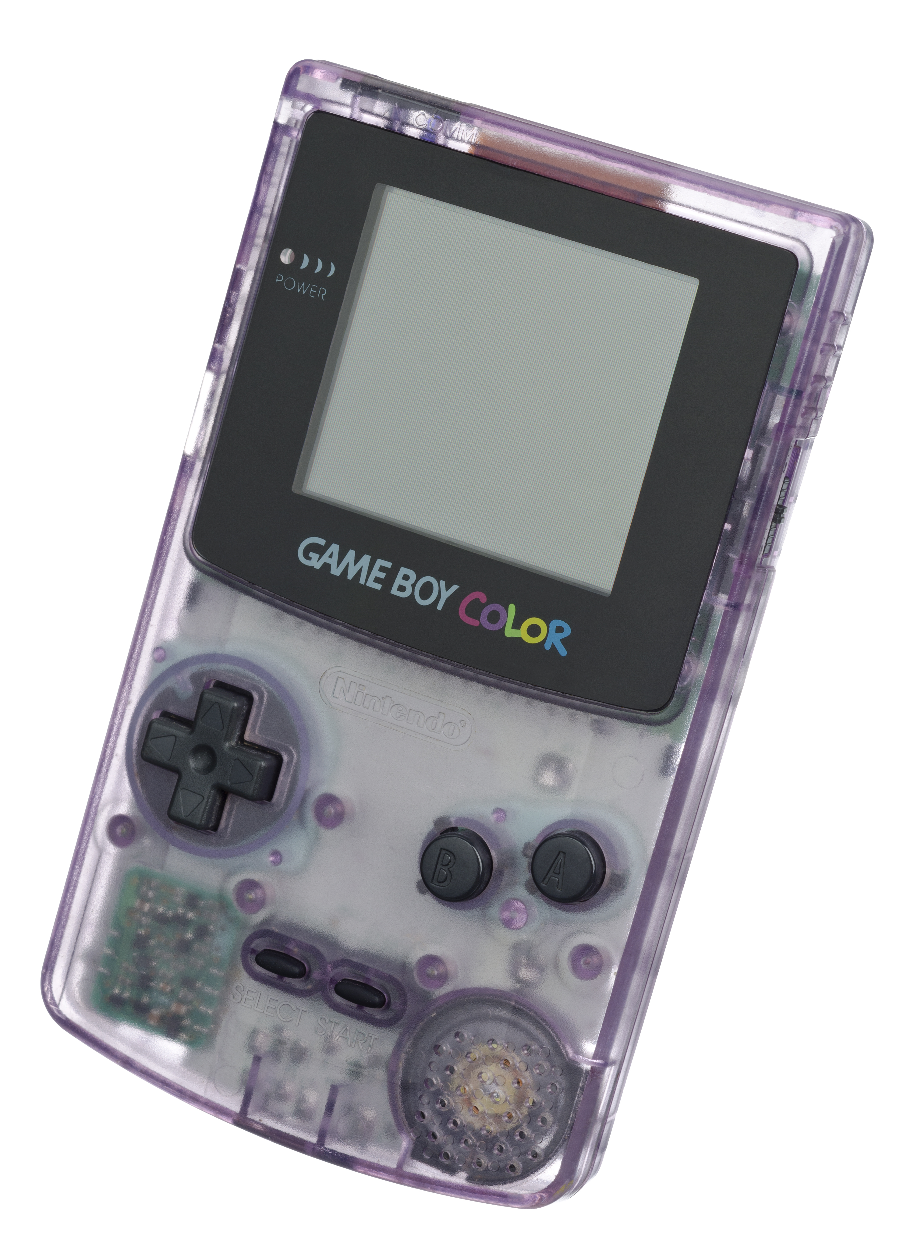 clipart black and white download Game boy color wikipedia. Transparent gameboy.