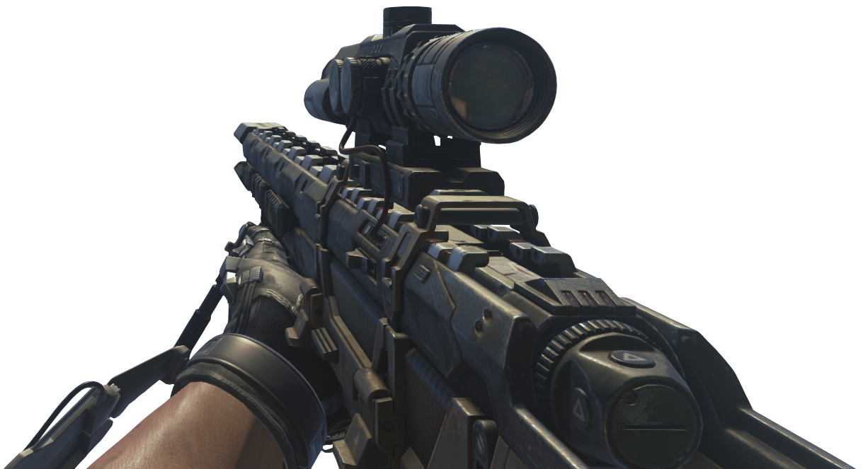 image freeuse library Mors call of duty. Transparent sniper infinite warfare.