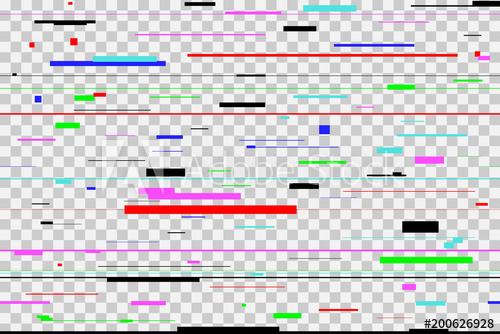 svg transparent library Transparent glitch. Color background digital colorful.
