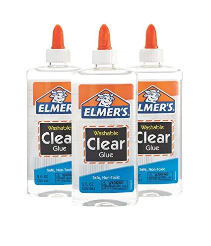 png stock Elmer s liquid school. Transparent glue.